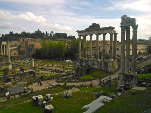 Rom Italy